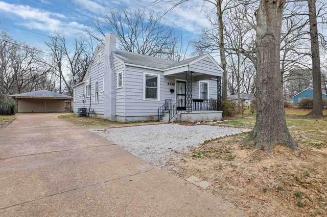 4520 Tutwiler Ave, Memphis, TN 38122 (#10094938) :: Area C. Mays | KAIZEN Realty