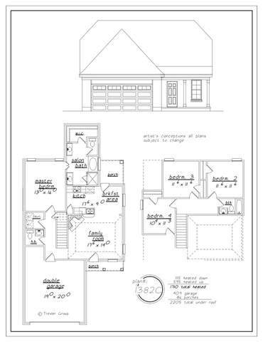 40 Nicholas Dr, Somerville, TN 38068 (#10095052) :: Area C. Mays | KAIZEN Realty