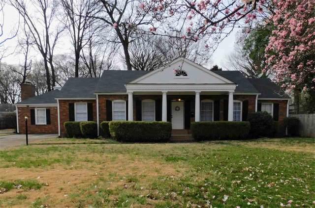 4198 Woodcrest Dr, Memphis, TN 38111 (MLS #10095115) :: The Justin Lance Team of Keller Williams Realty