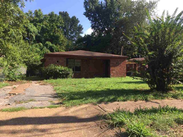 3172 Yale Ave, Memphis, TN 38112 (MLS #10095125) :: The Justin Lance Team of Keller Williams Realty