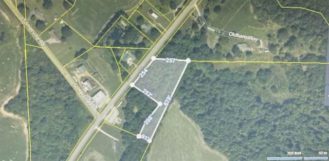 0 S 18 Hwy S, Hickory Valley, TN 38042 (#10095136) :: All Stars Realty