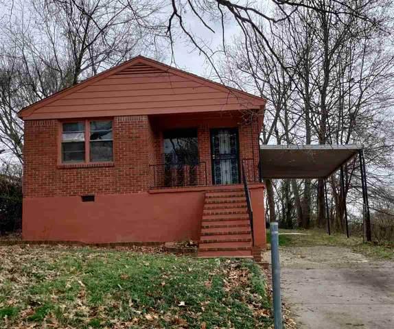 273 W Frank Ave, Memphis, TN 38109 (#10095162) :: Area C. Mays | KAIZEN Realty