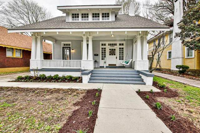 1389 Agnes Pl, Memphis, TN 38104 (#10095428) :: The Wallace Group - RE/MAX On Point
