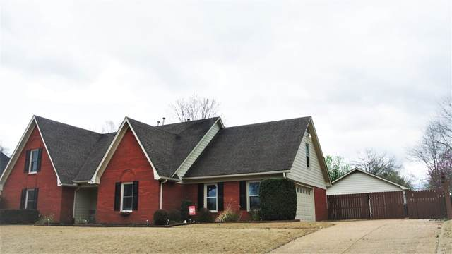 257 Schrader Ln, Collierville, TN 38017 (#10095430) :: J Hunter Realty