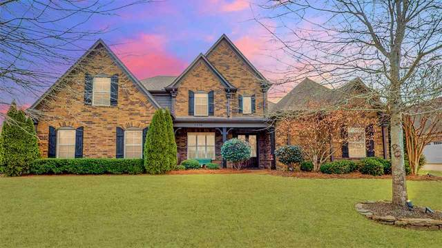 1350 Shallow Brook Ln, Collierville, TN 38017 (#10095462) :: The Wallace Group - RE/MAX On Point