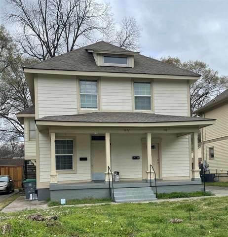 1672 Beard Pl, Memphis, TN 38112 (#10095468) :: Area C. Mays | KAIZEN Realty