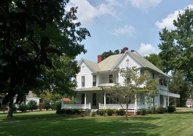 130 College St, Savannah, TN 38372 (#10095501) :: The Home Gurus, Keller Williams Realty