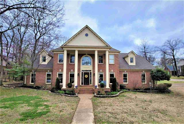 751 Polo Run Dr, Collierville, TN 38017 (MLS #10095513) :: The Justin Lance Team of Keller Williams Realty