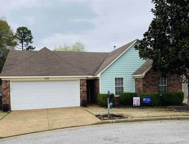 1115 Celtic Cv, Memphis, TN 38134 (#10095519) :: The Wallace Group - RE/MAX On Point