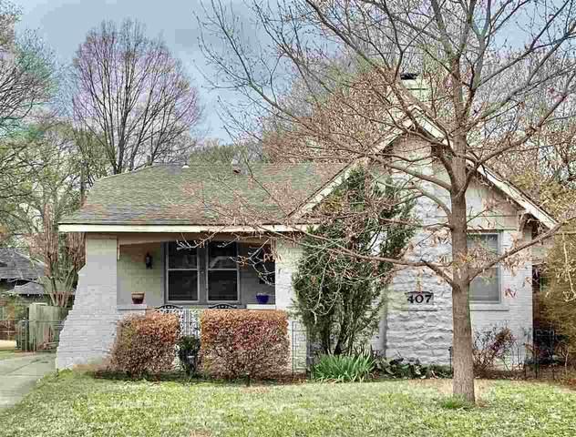 407 Angelus St, Memphis, TN 38112 (#10095607) :: Area C. Mays | KAIZEN Realty