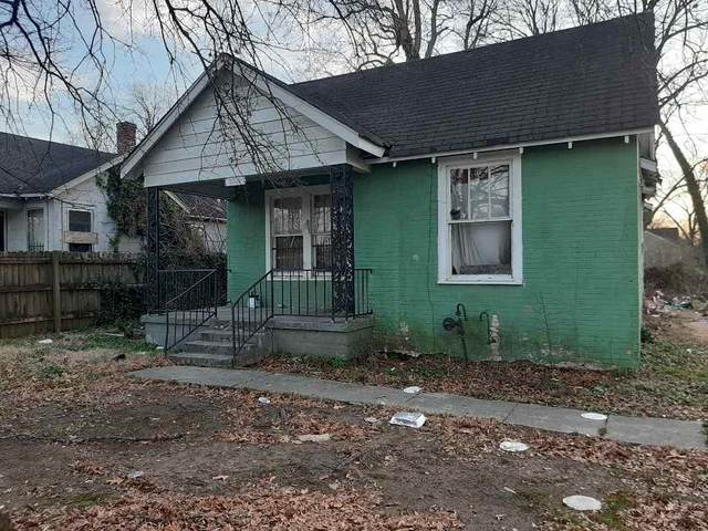 2529 Malone Ave, Memphis, TN 38114 (#10095760) :: Area C. Mays | KAIZEN Realty