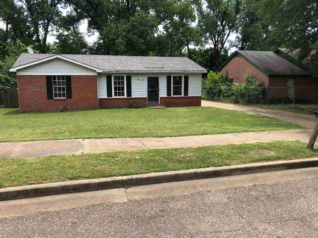 5408 Breckenwood Dr, Unincorporated, TN 38127 (#10095791) :: Bryan Realty Group