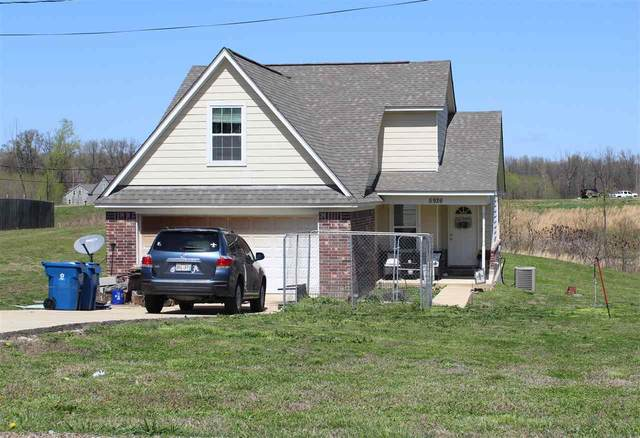 5926 Richardson Landing Rd, Unincorporated, TN 38023 (#10095852) :: The Home Gurus, Keller Williams Realty