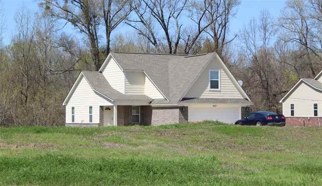 245 Richardson Lake Dr, Unincorporated, TN 38023 (#10095858) :: The Home Gurus, Keller Williams Realty