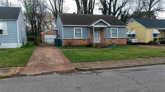 3043 Coleman Ave, Memphis, TN 38112 (#10095892) :: The Wallace Group - RE/MAX On Point