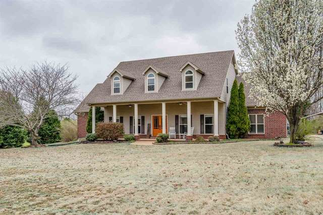 8250 Pleasant Ridge Rd, Unincorporated, TN 38002 (#10095900) :: J Hunter Realty