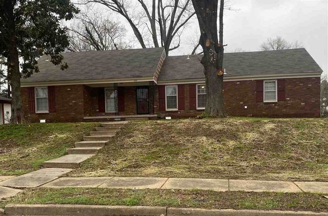1974 Baldwin St, Memphis, TN 38127 (#10095904) :: The Wallace Group - RE/MAX On Point