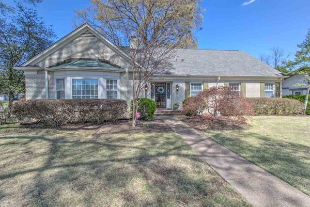 5252 Southwood Dr, Memphis, TN 38120 (#10095922) :: The Wallace Group - RE/MAX On Point