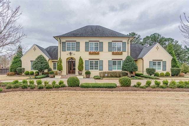 9027 S Hollybrook Ln, Germantown, TN 38138 (#10095979) :: The Wallace Group - RE/MAX On Point