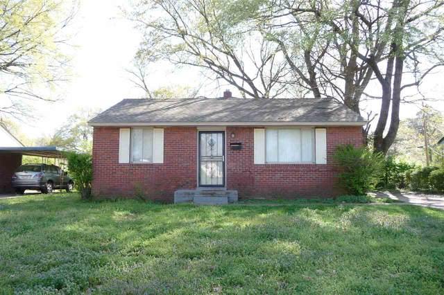 2861 Montague Ave, Memphis, TN 38114 (#10095987) :: Faye Jones | eXp Realty