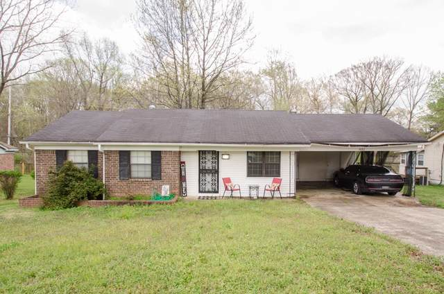 3082 Spring Hill Dr, Memphis, TN 38127 (#10096025) :: RE/MAX Real Estate Experts