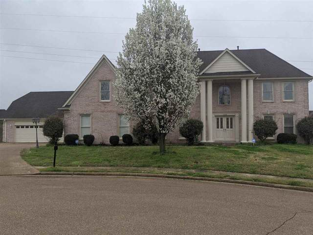 1408 Trail Hill Cv, Unincorporated, TN 38016 (#10096049) :: The Wallace Group - RE/MAX On Point