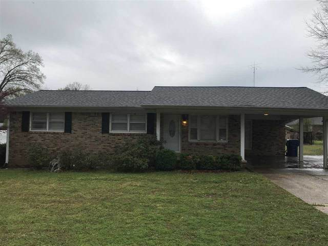280 Central Ave, Savannah, TN 38372 (#10096131) :: The Wallace Group - RE/MAX On Point