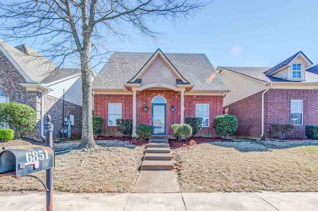 6851 Seaside Dr, Unincorporated, TN 38018 (#10096137) :: The Wallace Group - RE/MAX On Point
