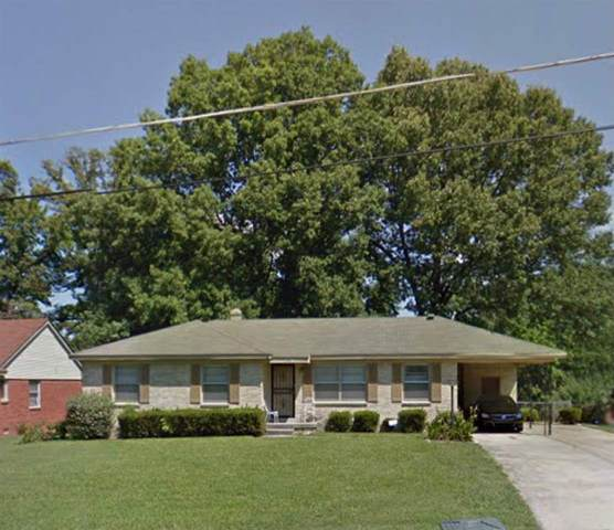 1960 Wellons Ave, Memphis, TN 38127 (#10096139) :: The Wallace Group - RE/MAX On Point