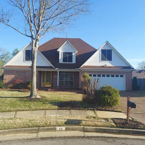 96 Berryfield Cv, Collierville, TN 38017 (#10096160) :: The Wallace Group - RE/MAX On Point
