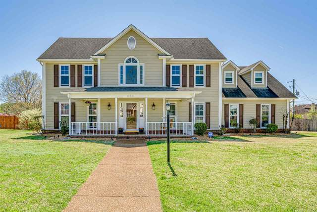 614 E Sanga Cir, Memphis, TN 38018 (#10096230) :: The Wallace Group - RE/MAX On Point