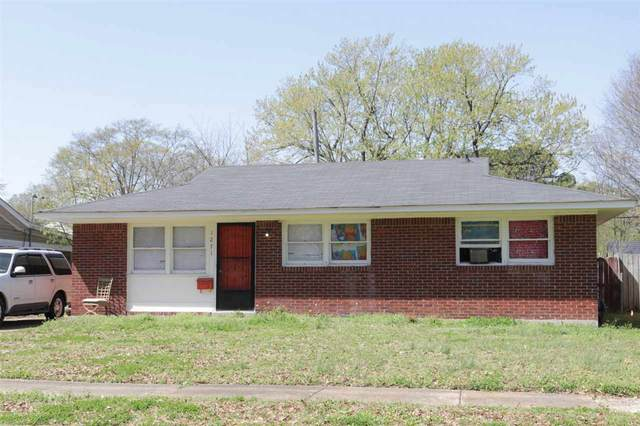 1271 Berclair Rd, Memphis, TN 38122 (#10096324) :: The Wallace Group - RE/MAX On Point