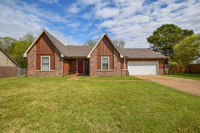 9460 Woodcutter Ln, Lakeland, TN 38002 (#10096325) :: RE/MAX Real Estate Experts