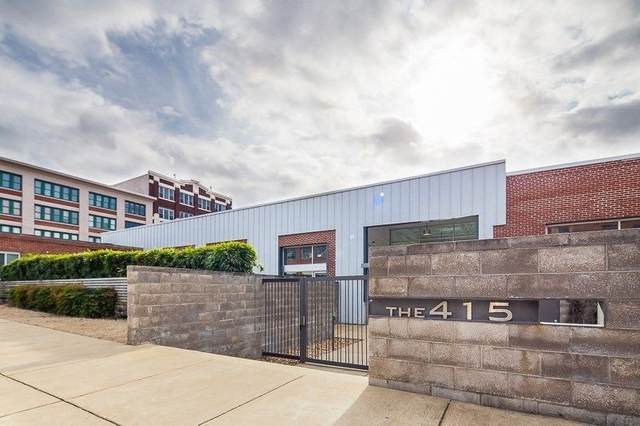 415 S Front St #110, Memphis, TN 38103 (#10096371) :: Area C. Mays | KAIZEN Realty