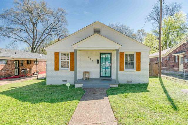 364 Williford St, Memphis, TN 38112 (MLS #10096372) :: The Justin Lance Team of Keller Williams Realty