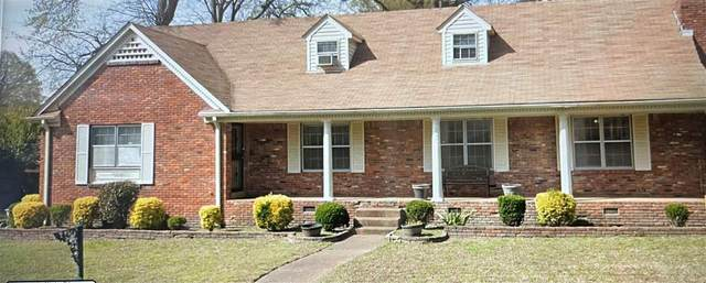 1184 Richland Dr, Memphis, TN 38116 (#10096402) :: The Wallace Group - RE/MAX On Point