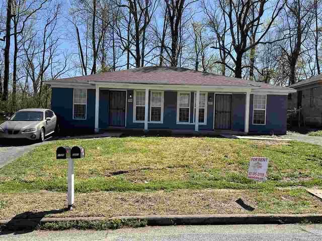 2907 Elbert Dr, Memphis, TN 38127 (MLS #10096408) :: The Justin Lance Team of Keller Williams Realty