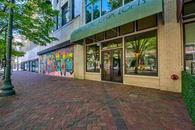 92 S Main St #201, Memphis, TN 38103 (#10096520) :: The Wallace Group - RE/MAX On Point