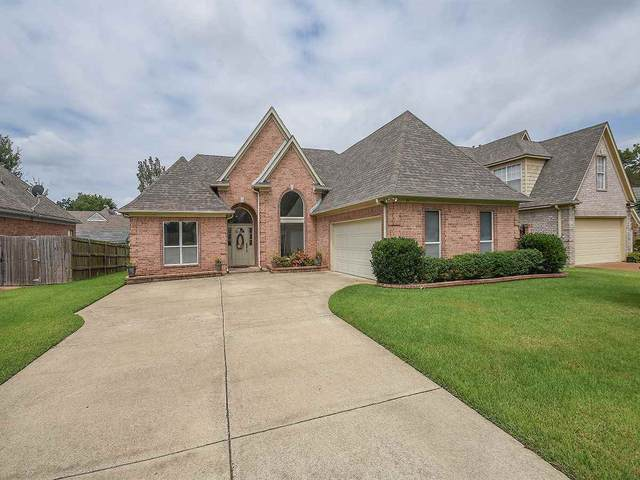 35 Willow Crest Cv, Oakland, TN 38068 (#10096531) :: Area C. Mays | KAIZEN Realty