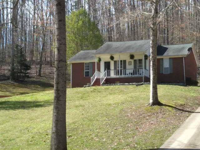 576 Carroll Hollow Rd, Waynesboro, TN 38485 (#10096544) :: All Stars Realty