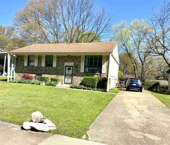 4798 Chuck Ave, Memphis, TN 38118 (#10096555) :: All Stars Realty
