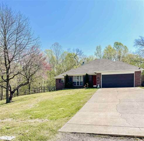 705 Lyndsey Dr, Unincorporated, TN 38011 (#10096589) :: Area C. Mays | KAIZEN Realty