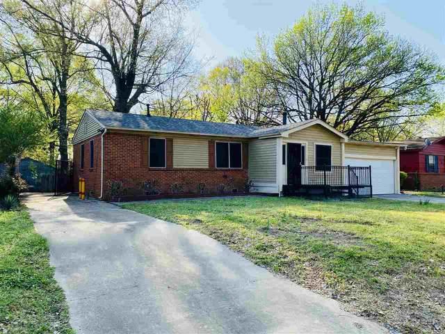 5574 Millbranch Dr, Memphis, TN 38116 (#10096627) :: Area C. Mays | KAIZEN Realty