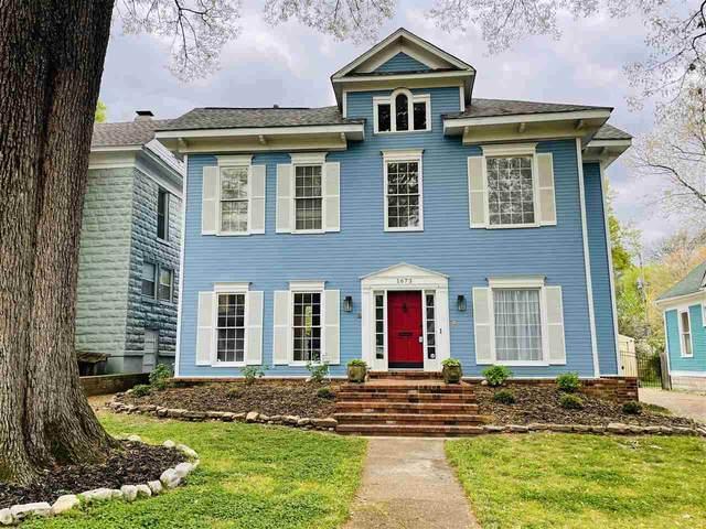 1673 Carruthers Pl, Memphis, TN 38112 (#10096656) :: Faye Jones | eXp Realty