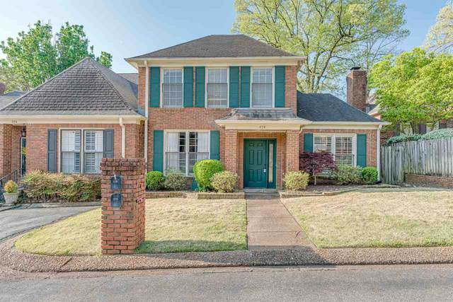 376 Greenway Pl, Memphis, TN 38117 (MLS #10096662) :: The Justin Lance Team of Keller Williams Realty