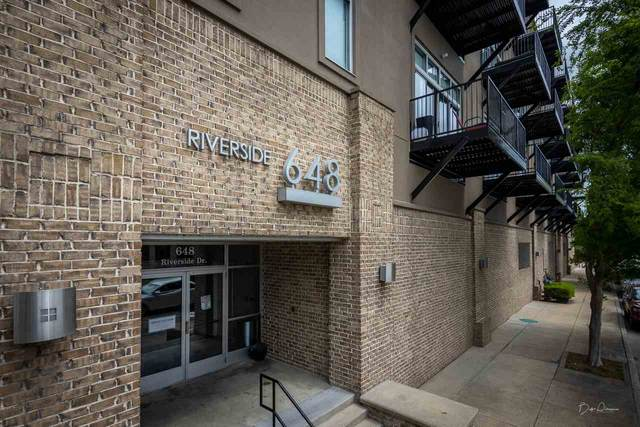 648 Riverside Dr #314, Memphis, TN 38103 (#10096671) :: The Wallace Group - RE/MAX On Point