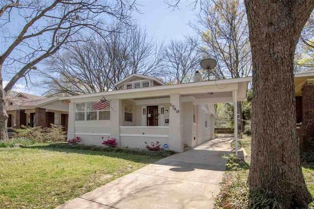 1749 Tutwiler Ave, Memphis, TN 38107 (#10096717) :: J Hunter Realty