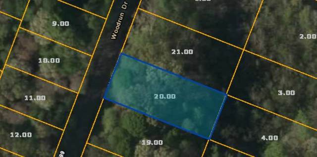 417 Woodrun Dr Dr, Middleton, TN 38052 (MLS #10096730) :: Gowen Property Group   Keller Williams Realty