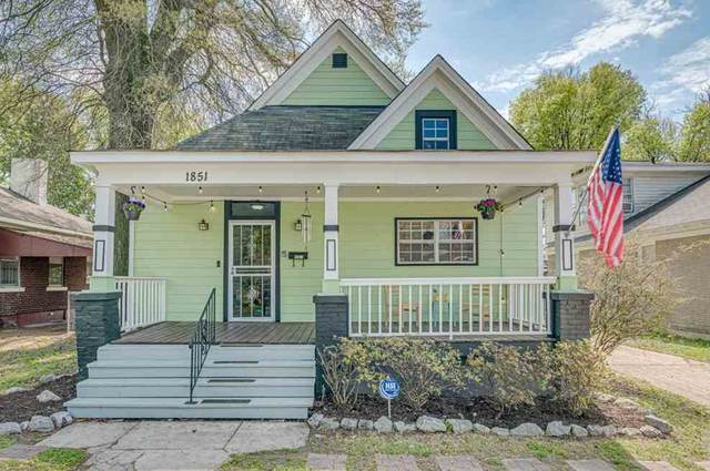 1851 Walker Ave, Memphis, TN 38114 (#10096785) :: All Stars Realty