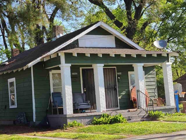 2362 Golden Ave, Memphis, TN 38108 (#10096793) :: Area C. Mays   KAIZEN Realty